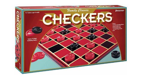 Pressman Family Classics Checkers