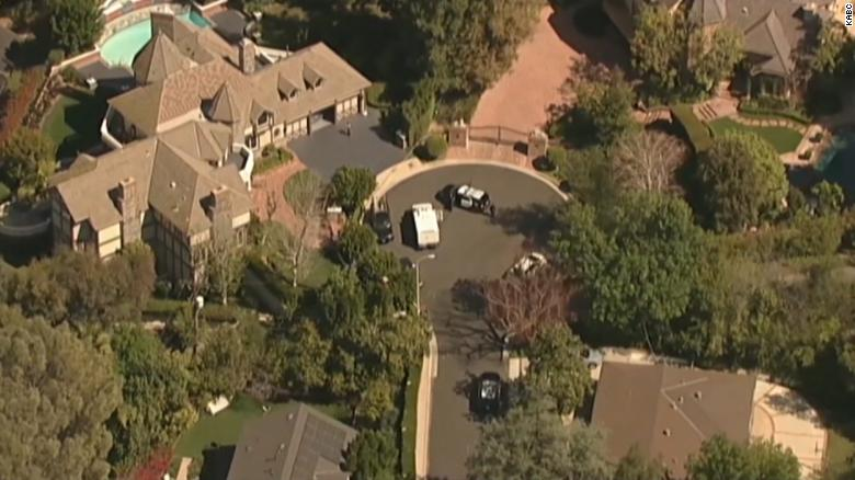 Suspect arrested after a 100-year-old man was brutally slain in his home, Los Angeles police say