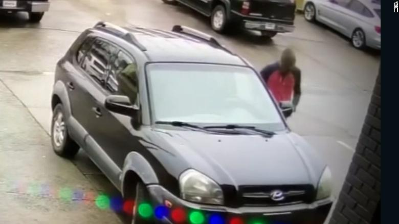 Video Shows Atlanta Shooting Suspect Robert Aaron Long Parking In Front Of Youngs Asian Spa Cnn