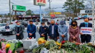 A victim of the Atlanta spa shootings was a South Korean citizen, official says