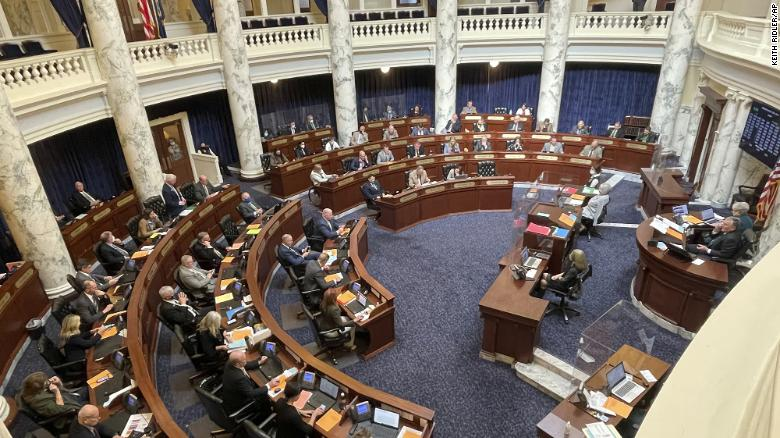 Idaho Legislature halts session until April due to Covid-19 outbreak among lawmakers and staff