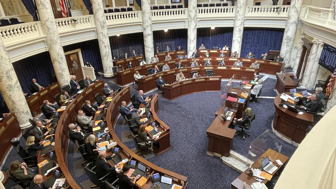 Idaho Legislature halts session due to Covid outbreak