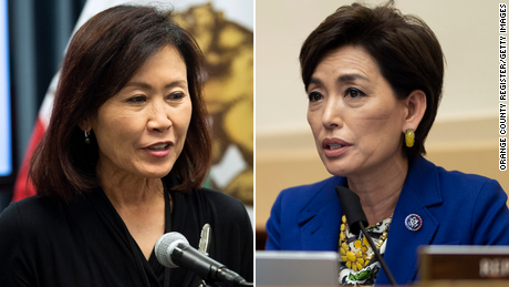'Don't mess with us': history-making Korean American congresswomen fight back against racial bias