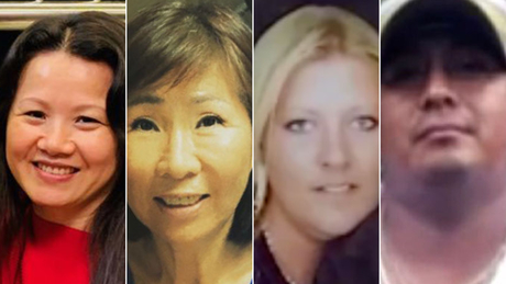 A trip to the spa that ended in death. These are some of the victims of the Atlanta-area shootings