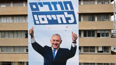 Netanyahu credits himself with bringing Israel 'back to life.' Now he hopes his Covid-19 campaign will save his political future