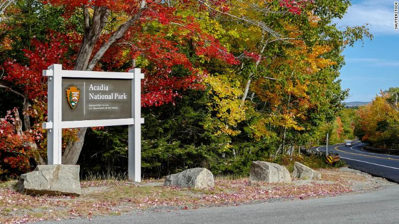Two hikers found dead in Acadia National Park in Maine after cliffside fall