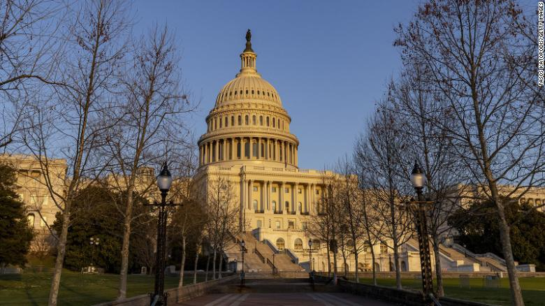 Fencing around Capitol comes down more than 2 months after insurrection