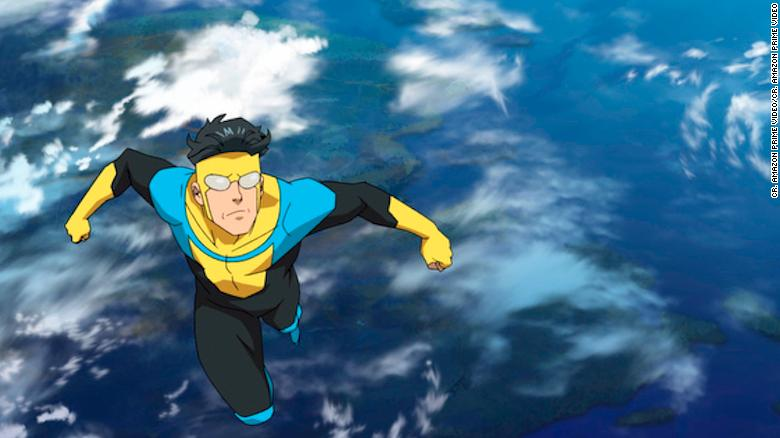 'Invincible' takes yet another leap into the dark side of superheroes
