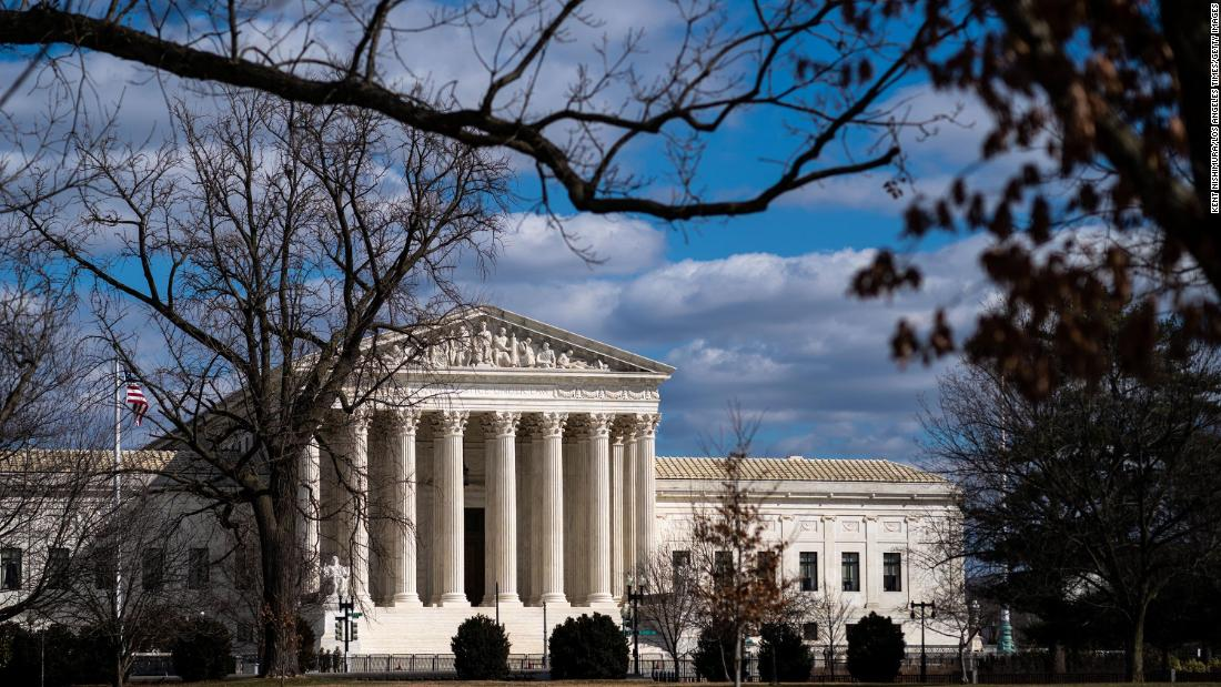 Supreme Court hears case pitting unions against strawberry grower and agricultural businesses