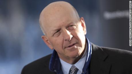 Goldman Sachs CEO responds to analyst survey describing 'inhumane' workplace