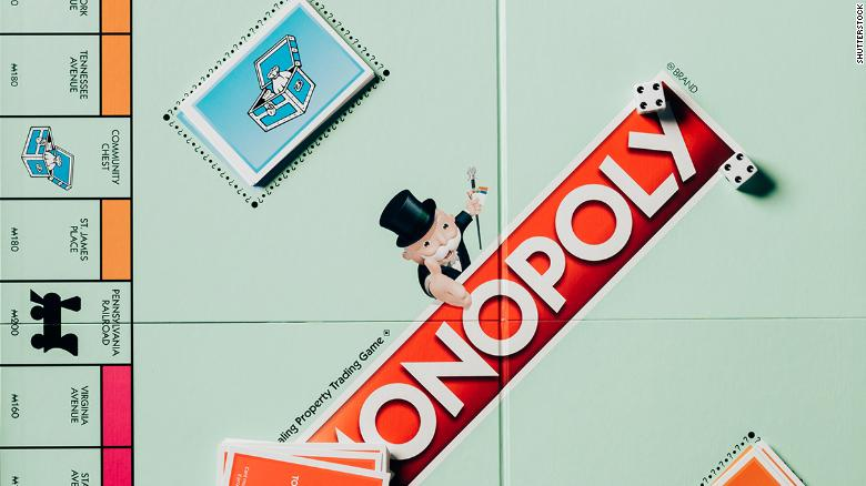 Hasbro wants your help in updating Monopoly's Community Chest cards