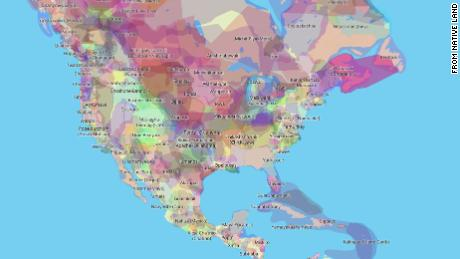 Native Land Digital, a Canadian nonprofit, runs a website where users can easily type in their addresses and see what nations their land belonged to.
