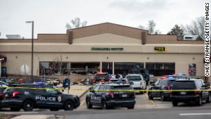 'Gun, gun, gun! Run, run, run!' Grocery store witnesses describe the deadly rampage in Colorado