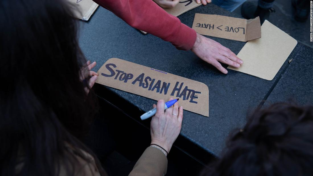 www.cnn.com: NYPD investigating attacks on Asian Americans as potential hate or bias crimes