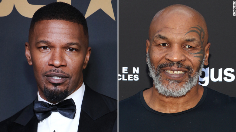 Jamie Foxx set to play Mike Tyson in a limited series