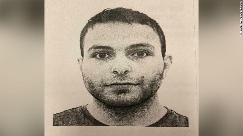 Ahmad Al Aliwi Alissa, 21, has been named by police as the suspect in a mass shooting at a grocery store in Boulder, Colorado.
