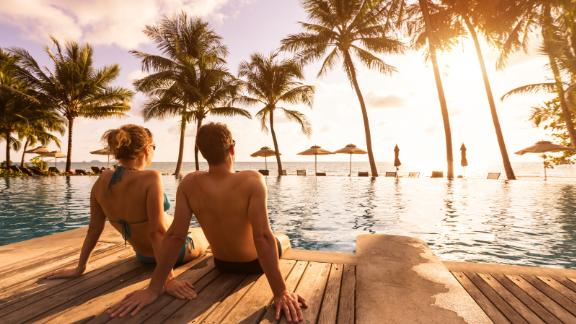 You can easily redeem the points you earn with the Chase Sapphire Preferred for a post-pandemic vacation.