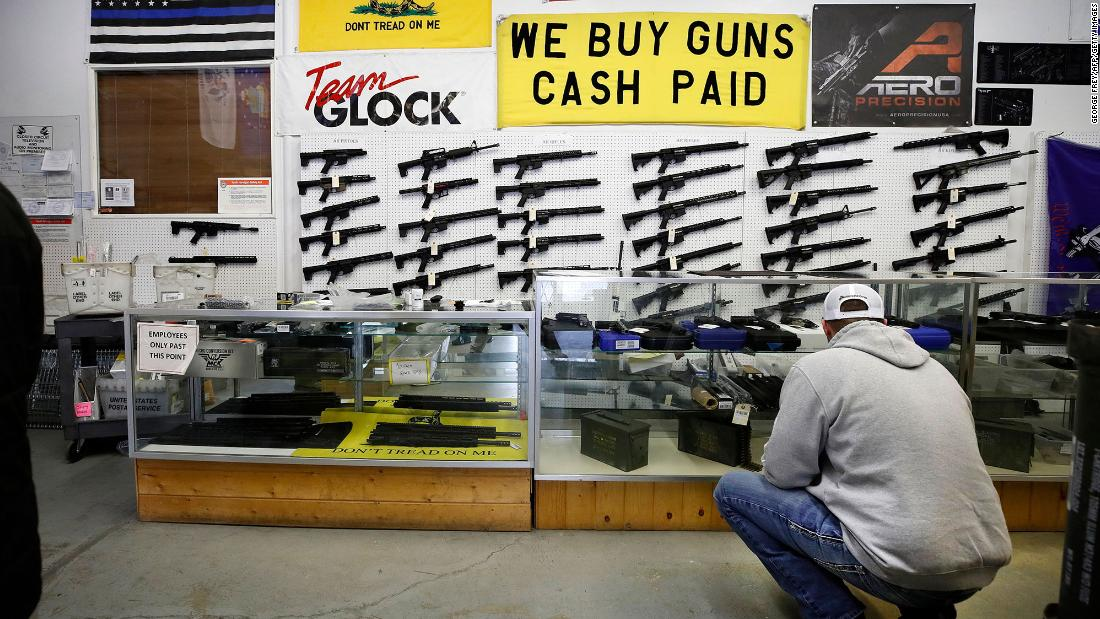 Gun industry prepares for a surge in demand after back-to-back mass shootings – CNN