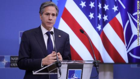 Blinken dismisses Pompeo's controversial initiative to rank human rights