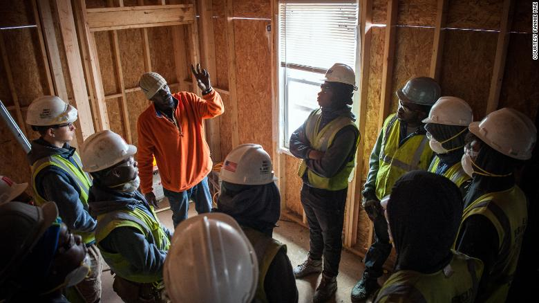 This Alabama school wants to turn its students into future homeowners, and build careers in the process