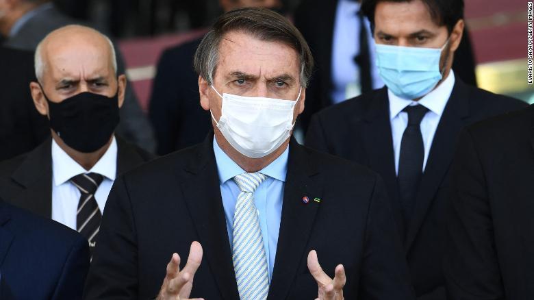 Brazil's Bolsonaro faces government probe into his handling of Covid-19