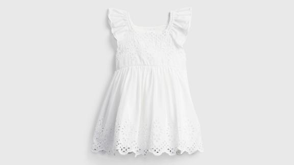 Gap Baby Eyelet Dress
