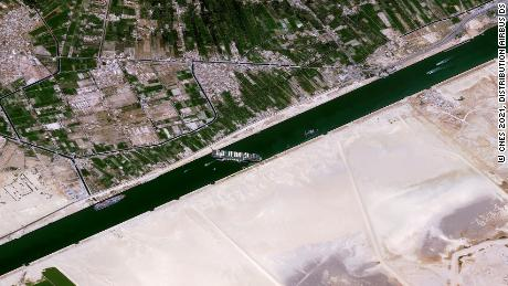 Why the Suez Canal is so important -- and why its blockage could be so damaging