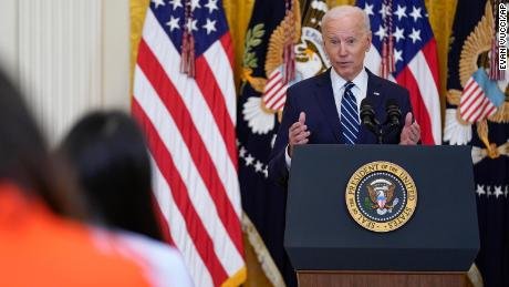 Key takeaways from Biden's first White House news conference