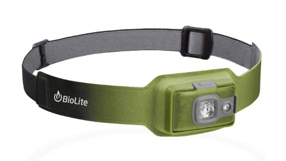 BioLite 200 Lumen No-Bounce Rechargeable Head Light
