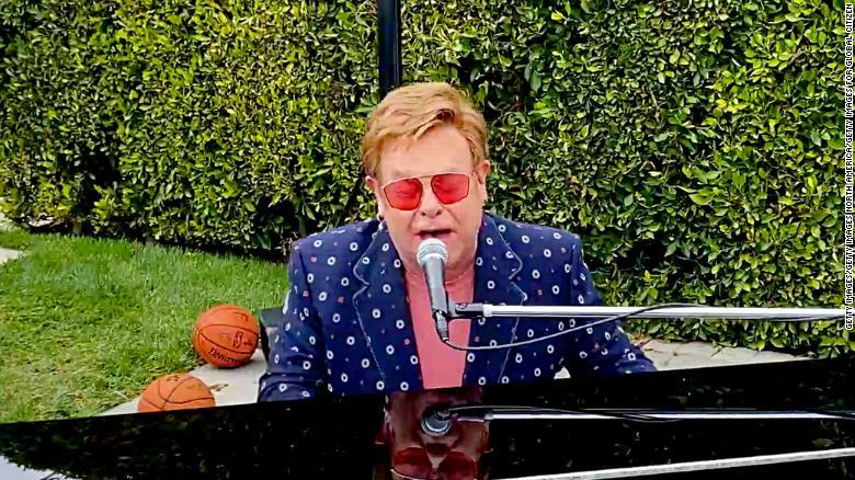 Elton John announces final 'Farewell Yellow Brick Road' tour dates