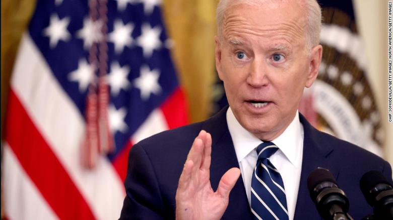 Here's why Biden is watching the clock