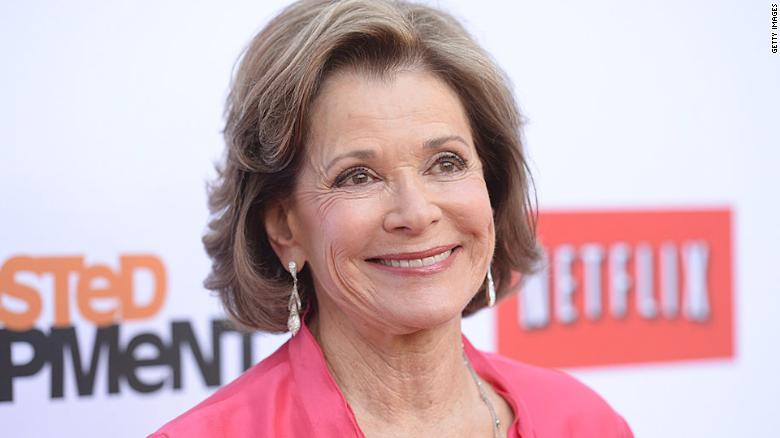 """<a href=""""https://www.cnn.com/2021/03/25/entertainment/jessica-walter-obit/"""" target=""""_blank"""">Jessica Walter,</a> an award-winning actress beloved for her role in the television series """"Arrested Development,"""" died March 24, her daughter confirmed in a statement to CNN. She was 80."""