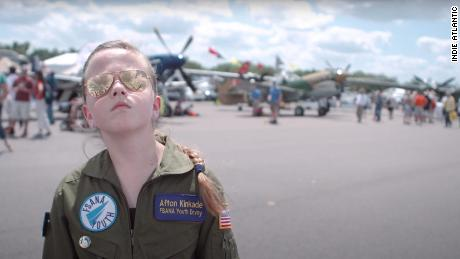 """In """"Fly Like a Girl,"""" a young girl aspires to change the face of aviation."""