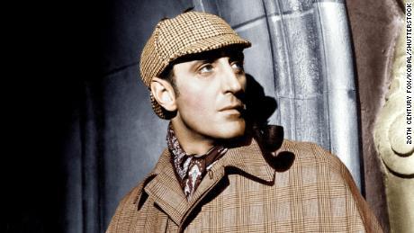 Bagi banyak penggemar, Basil Rathbone adalah Sherlock Holmes yang klasik.