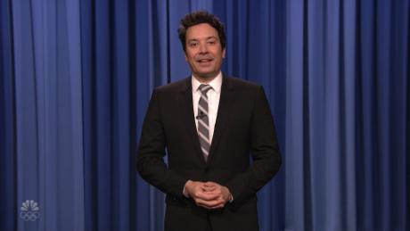 "Jimmy Fallon of ""The Tonight Show Starring Jimmy Fallon"" addressed criticism of a segment by TikTok star Addison Rae performing dance moves created and choreographed by people of color who weren't acknowledged."