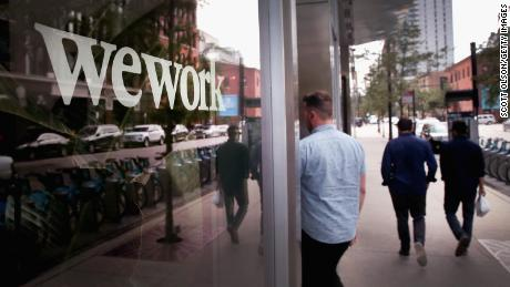 WeWork is one of many private companies going public through a blank check merger, or SPAC deal.