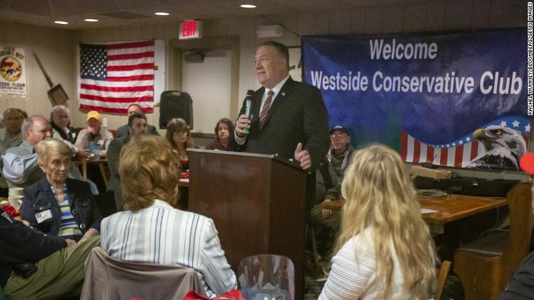 Mike Pompeo visits Iowa as Republicans start to position themselves for 2024