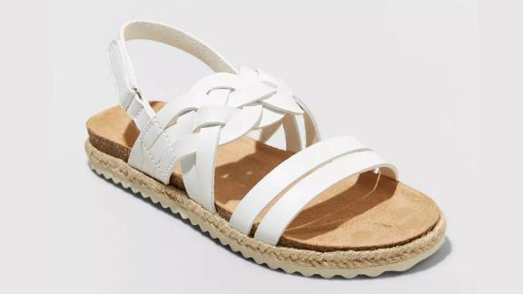 Cat & Jack Donella Espadrille Footbed Sandals