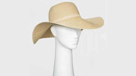A New Day Packable Straw Floppy Hat