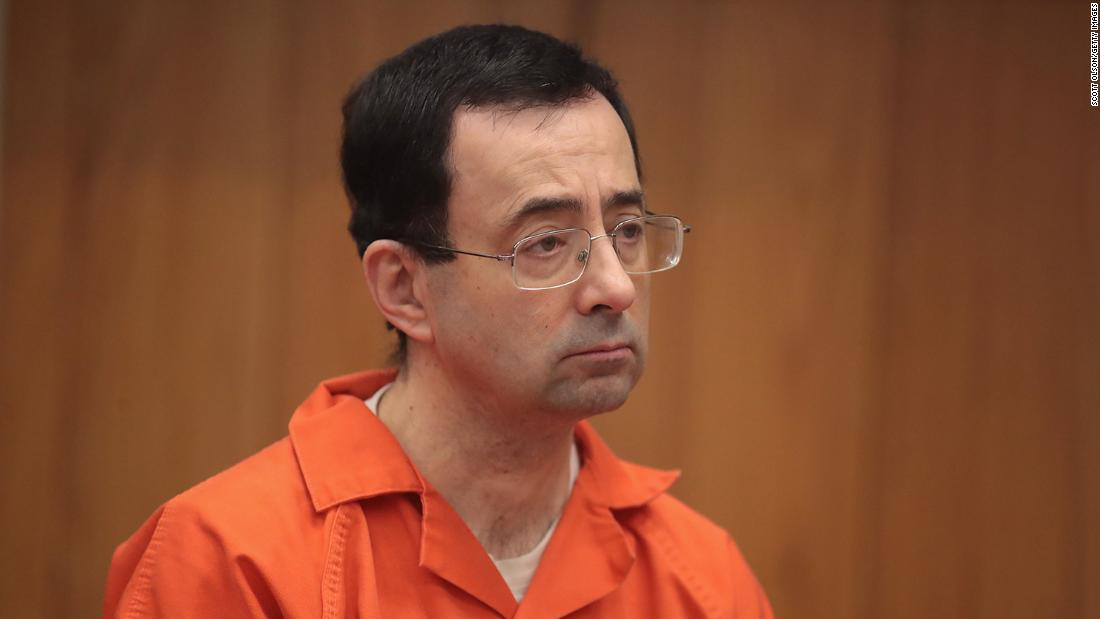 Larry Nassar has thousands of dollars in his prison account, but he's only making minimum payments to his victims, court documents show