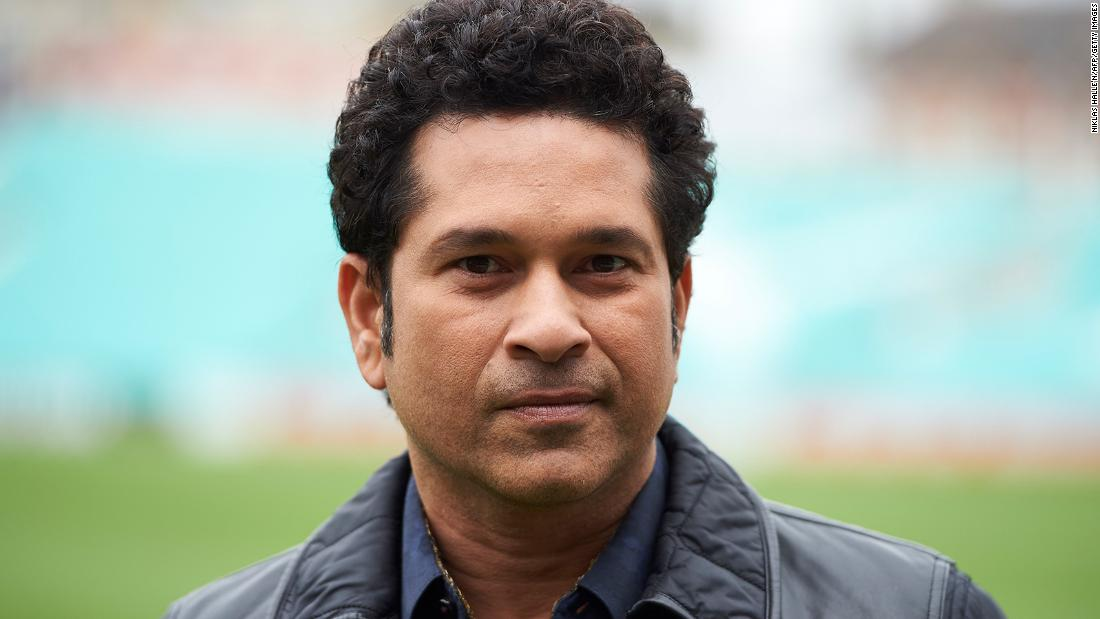 Indian cricket legend Sachin Tendulkar hospitalized after testing positive for Covid-19