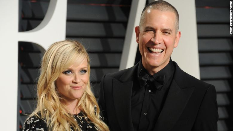Reese Witherspoon takes to Instagram to celebrate her 'sweet hubby' of 10 years