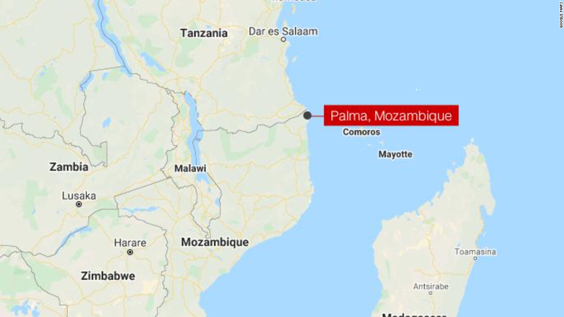 Evacuation of people trapped by militant attack in Mozambique runs into ambush reports say – CNN