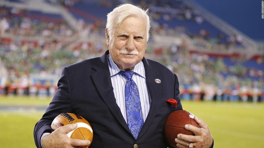 Legendary football coach Howard Schnellenberger dies at 87