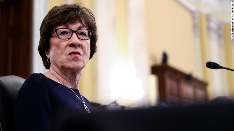 Maine GOP rejects censure of Sen. Susan Collins after her vote to convict Trump