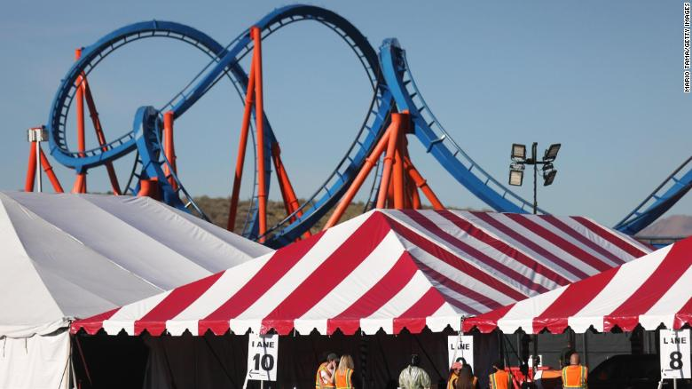 This California theme park is set to reopen, but there's a catch
