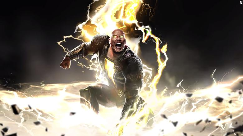 Dwayne Johnson reveals new 'Black Adam' release date
