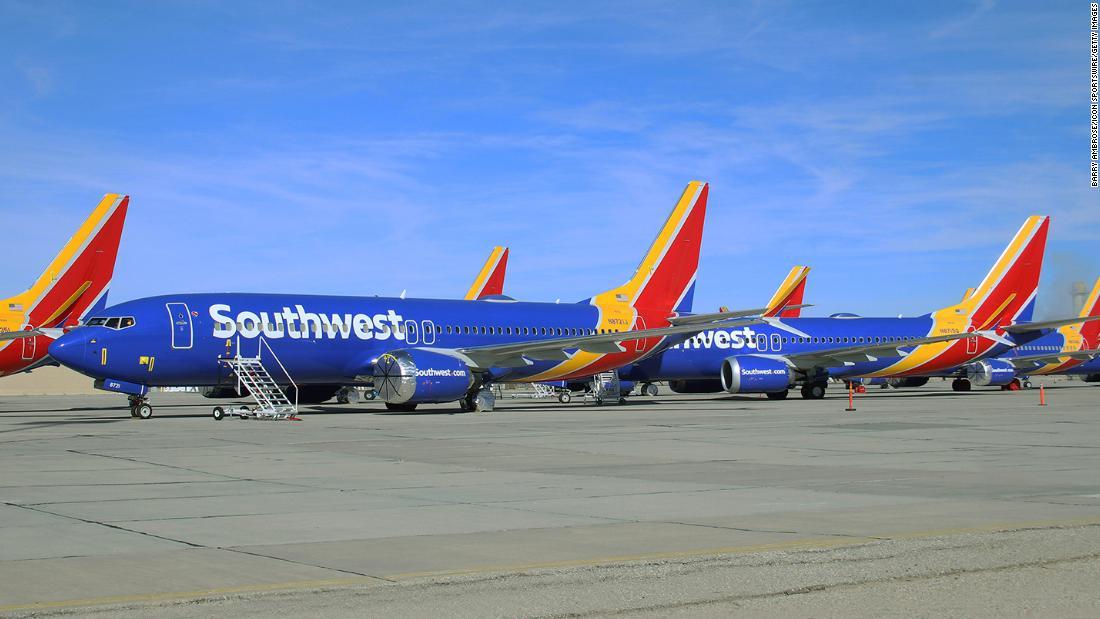 Southwest только что разместила самый крупный заказ на Boeing 737 Max с момента его основания