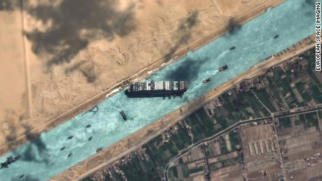 IKEA, Lenovo and many more businesses still have products stuck in the Suez Canal