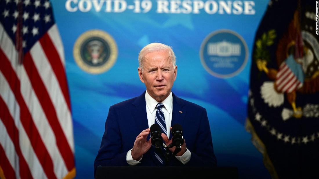 Infrastructure timeline emerges as Biden aims to pass sweeping package this summer – CNN